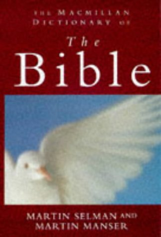 9780333648056: Dictionary of the Bible