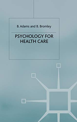 9780333648087: Psychology for Health Care: Key Terms and Concepts