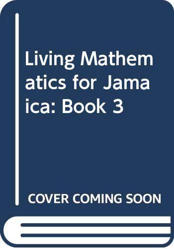 9780333652329: Living Mathematics for Jamaica: Book 3