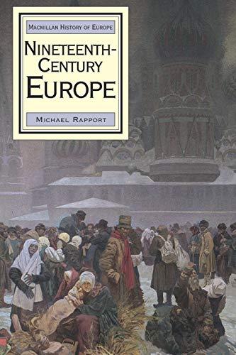 9780333652466: Nineteenth Century Europe