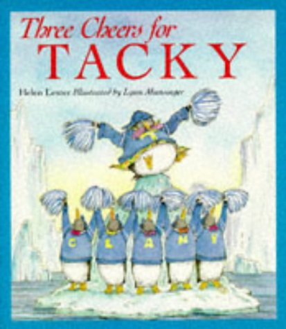 9780333653746: Three Cheers for Tacky [3 CHEERS FOR TACKY]