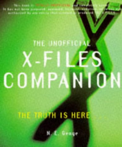 9780333654415: Unofficial X Files Companion