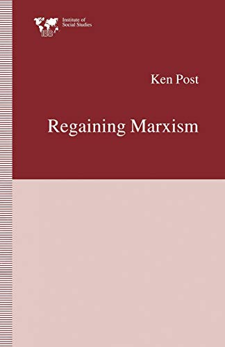 Regaining Marxism: Post, K.