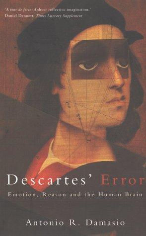 9780333656563: Descartes' Error: Emotion, Reason and the Human Brain