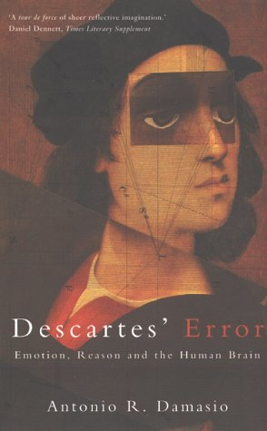 9780333656563: Descartes' Error: Emotion, Reason and the Human Brain