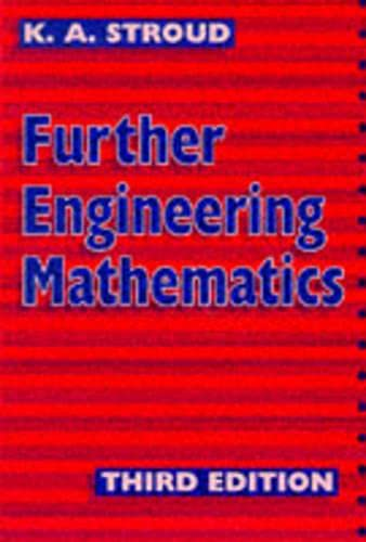 9780333657416: Further Engineering Mathematics