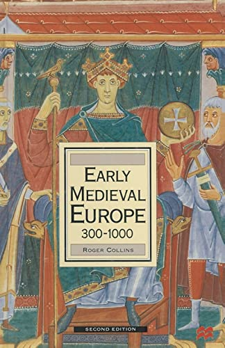 9780333658086: Early Medieval Europe, 300-1000 (Palgrave History of Europe)