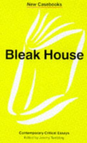 9780333658598: Bleak House: Charles Dickens (New Casebooks)