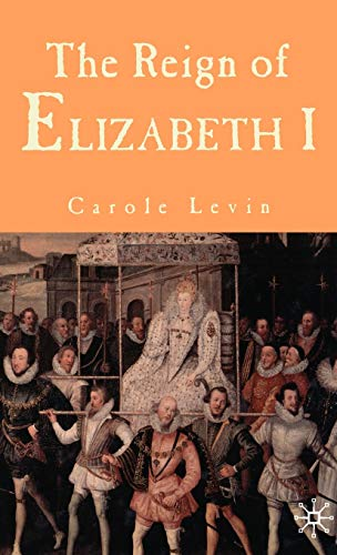 9780333658659: The Reign of Elizabeth 1