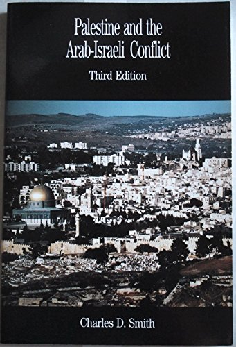 9780333658826: Palestine and the Arab-Israeli Conflict