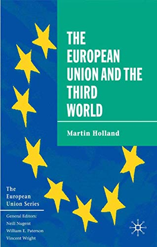 9780333659052: The European Union and the Third World