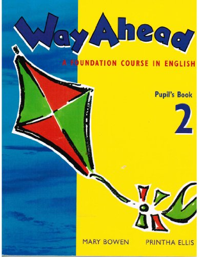 9780333661499: Way ahead: Pupil's Book 2: A Foundation Course in English
