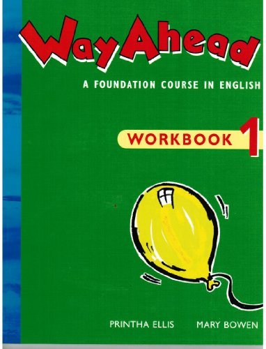 9780333661543: Way ahead: Workbook 1: A Foundation Course in English