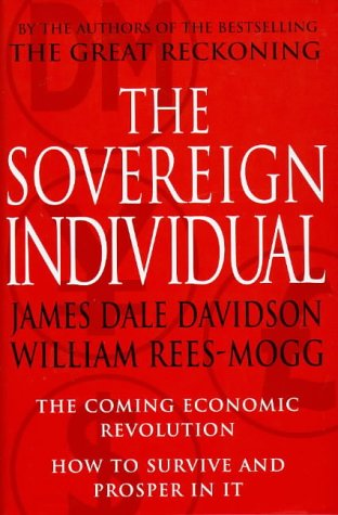 9780333662083: Sovereign Individual
