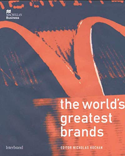 9780333664193: The World's Greatest Brands