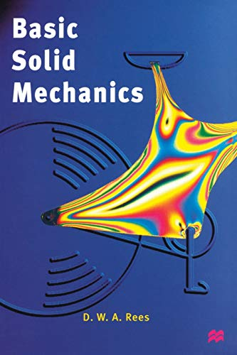 9780333666098: Basic Solid Mechanics