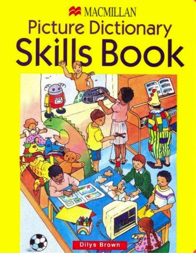 9780333668658: Macmillan Picture Dictionary Skills Book