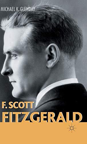 9780333668993: F. Scott Fitzgerald (Palgrave Modern Novelists Series)