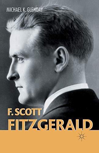 9780333669006: F. Scott Fitzgerald (Palgrave Modern Novelists Series)