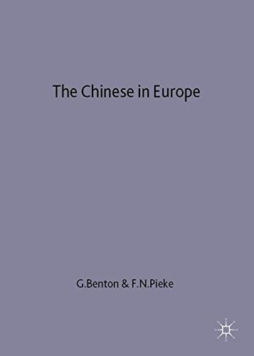 9780333669136: The Chinese in Europe