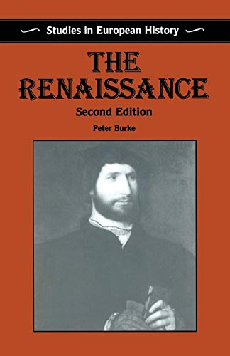 9780333669273: The Renaissance (Studies in European History)