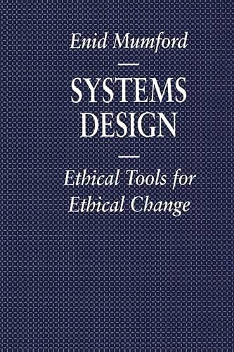 9780333669464: Systems Design Ethical Tools for Ethical Change