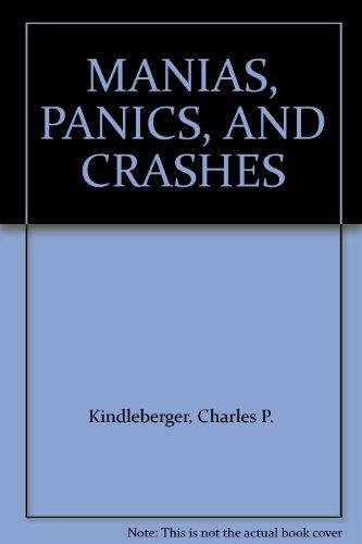 9780333670392: MANIAS, PANICS, AND CRASHES