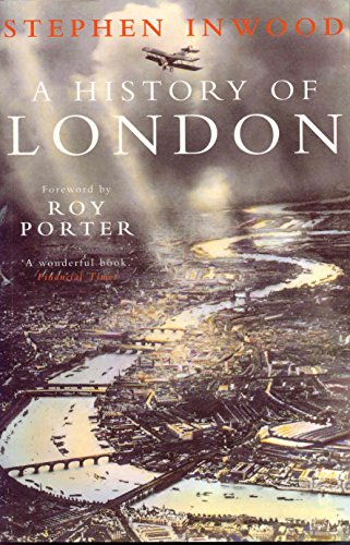 9780333671542: A History of London
