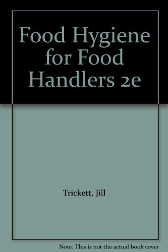 9780333673683: Food Hygiene for Food Handlers