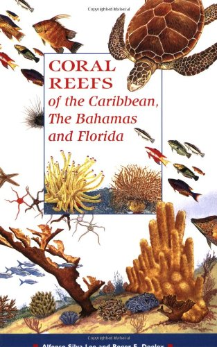 9780333674024: Coral Reefs of the Caribbean, The Bahamas and Florida