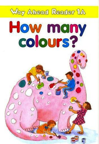 9780333674932: Way Ahead Readers 1a How Many Colours? A1 Reader