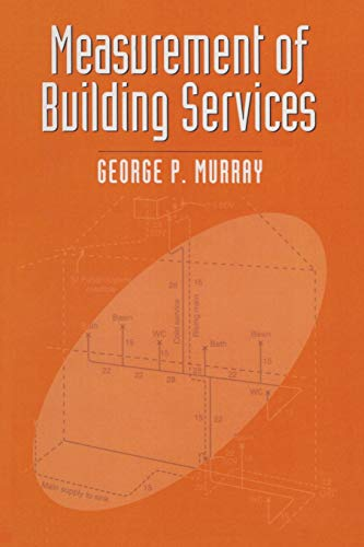 9780333675939: Measurement of Building Services (Building & Surveying)