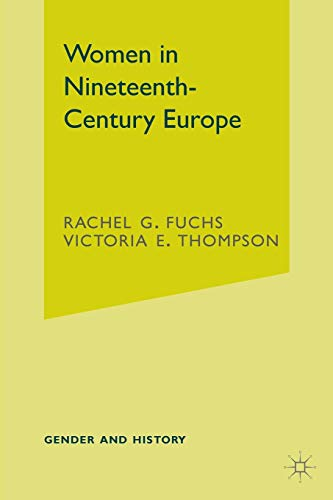 9780333676066: Women in Nineteenth-Century Europe (Gender and History)