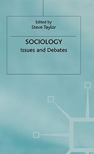 9780333676196: Contemporary Sociology