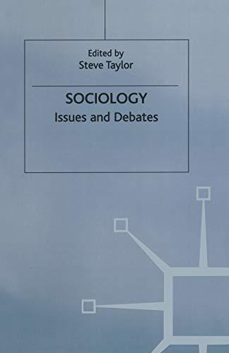 9780333676202: Contemporary Sociology