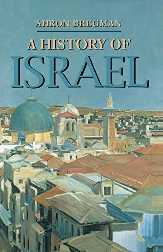 9780333676325: A History of Israel