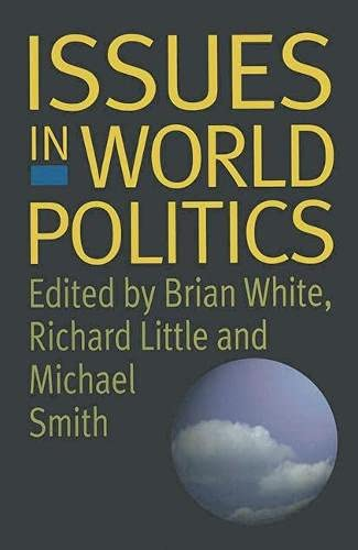 9780333676509: Issues in World Politics