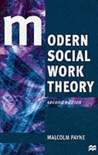 9780333676547: Modern Social Work Theory: A Critical Introduction