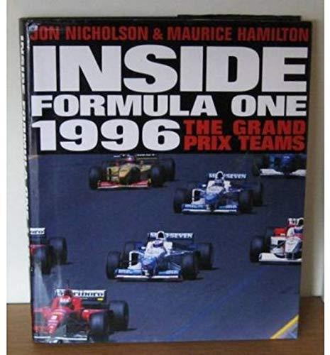 9780333678510: Inside Formula One 1996: The Grand Prix Teams
