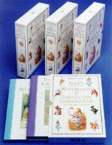 Alice in Wonderland & Through the Looking Glass (Box Set)