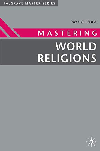 9780333681077: Mastering World Religions (Palgrave Master Series)
