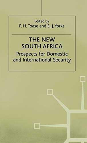 9780333683194: The New South Africa: Prospects for Domestic and International Security