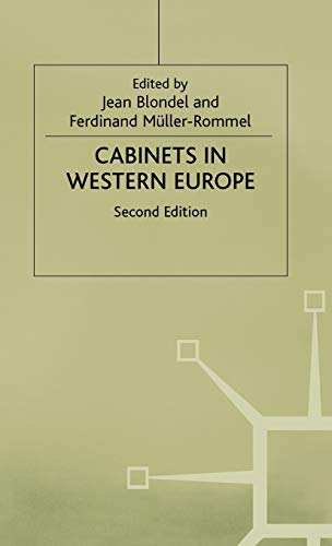 9780333683439: Cabinets in Western Europe