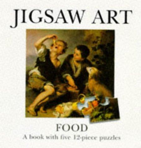 JIGSAW ART: FOOD: MacMillan editors