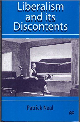 9780333684436: Liberalism and Its Discontents