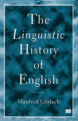9780333684573: The Linguistic History of English: An Introduction