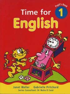 Time for English: Pupil s Book (Paperback): Gabrielle Pritchard, Janet