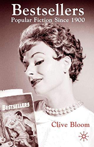 9780333687420: Bestsellers: Popular Fiction Since 1900
