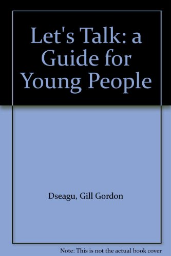 9780333687468: Let's Talk: a Guide for Young People