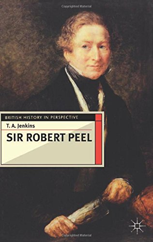 9780333687536: Sir Robert Peel (British History in Perspective)